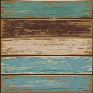 Wooden vector background