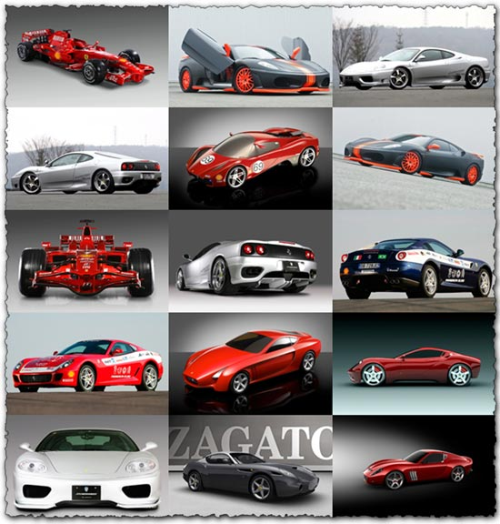 80 Ferrari HD wallpapers collection