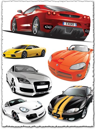 Car model vectors