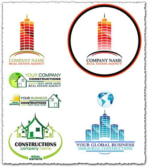 Construction Logo Vector EPS