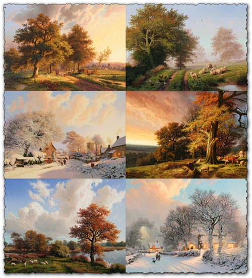 Daniel Van Der Putten art wallpapers
