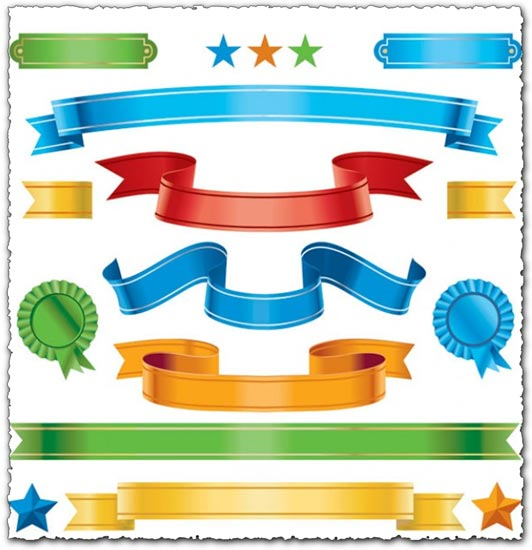 Eps vector ribbons