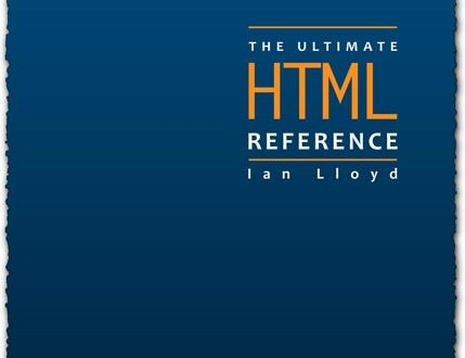 Html reference pdf ebook