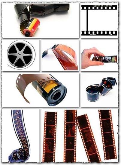 Movie photo tape images