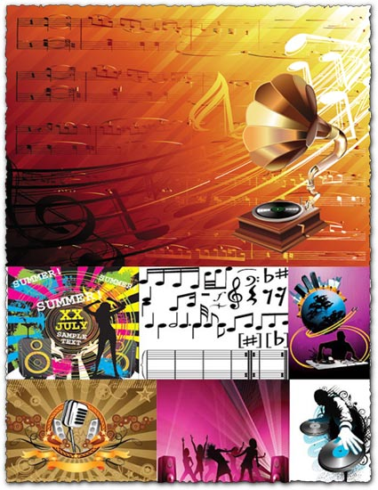 music-background-vector-eps