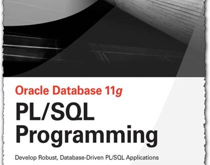 Oracle Database PL-SQL Programming ebook