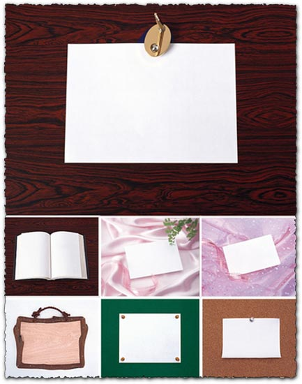 20 Paper leaflets backgrounds