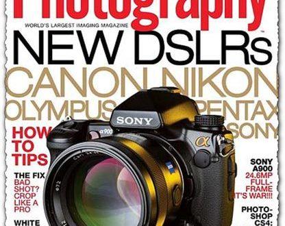 Popular Photography – November 2008