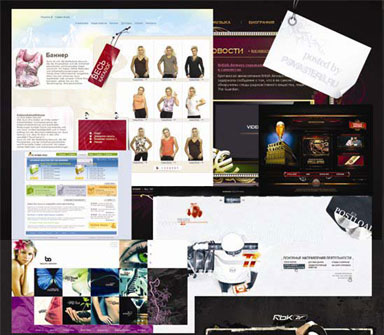 1143 jpg templates for web designers