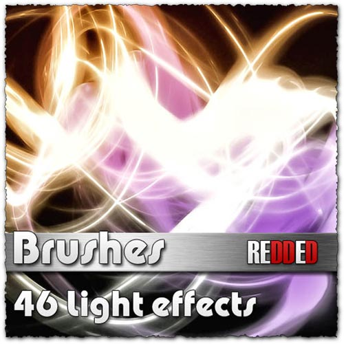 46 Light Effect Brushes