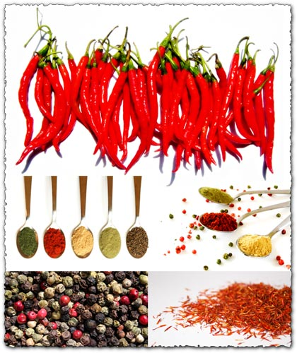 Cuisine spices images