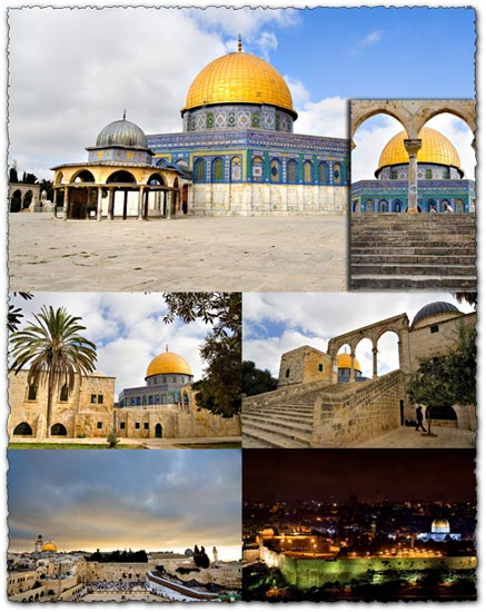 Golden Dome mosque images
