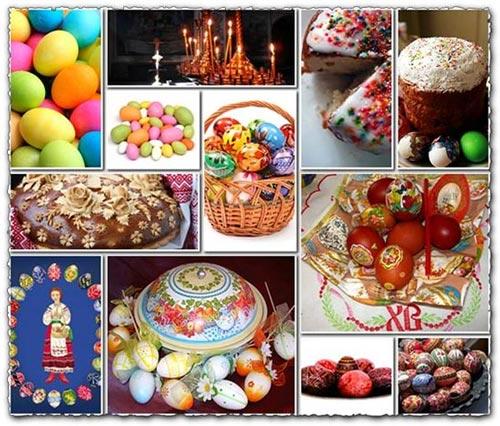 Easter photo clip art