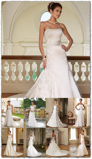 152 wedding dresses