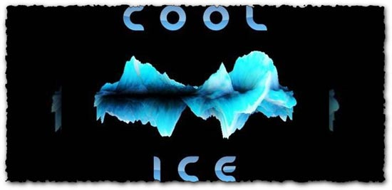 Photoshop tutorial Create Abstract 3D Ice Object