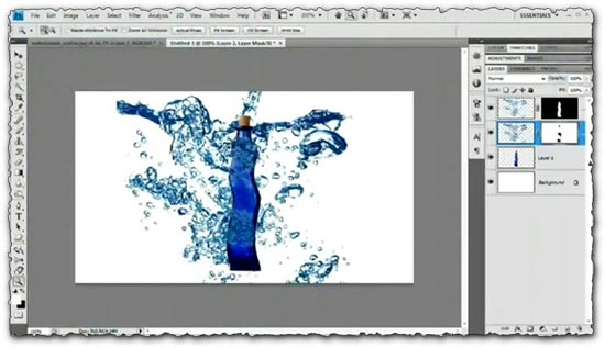 Photoshop tutorial Composite and combine multiple images