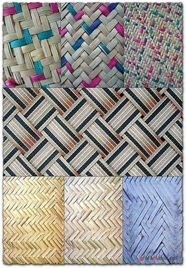 Weave textures pack