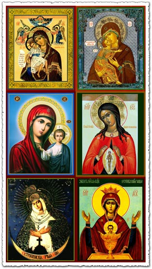 27 high resolution orthodox icons