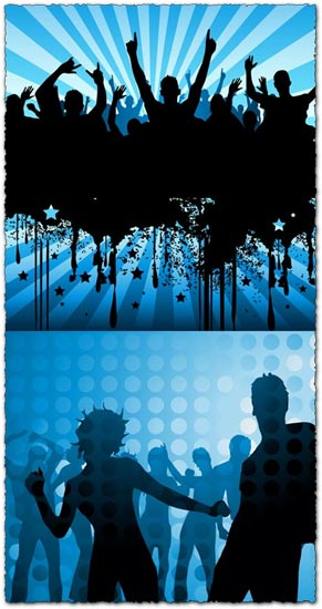In the club vector templates
