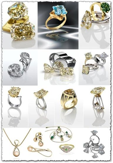 26 Jewelry models design