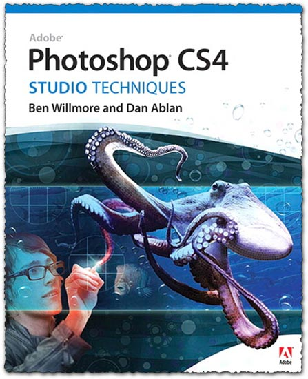 Adobe Photoshop CS4 studio techniques