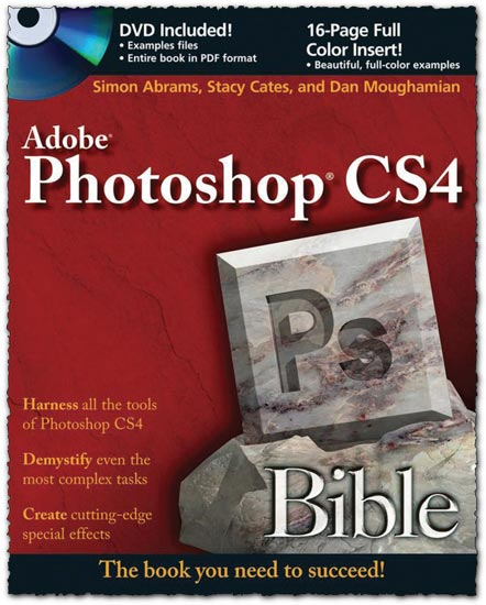 Adobe Photoshop CS4 bible