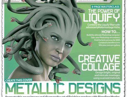 Advanced Photoshop Magazine Issue 37