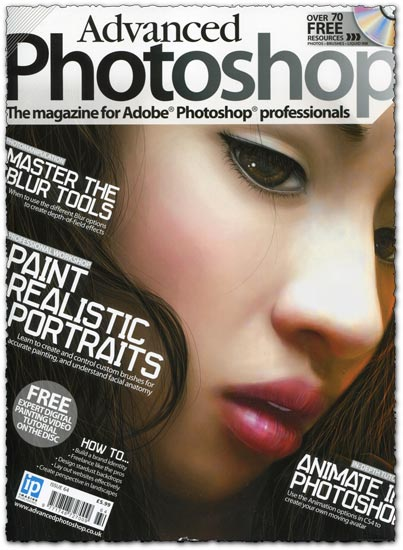Advanced Photoshop Magazine Issue 64