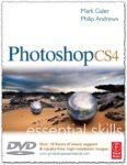 Photoshop CS4 essential skills book