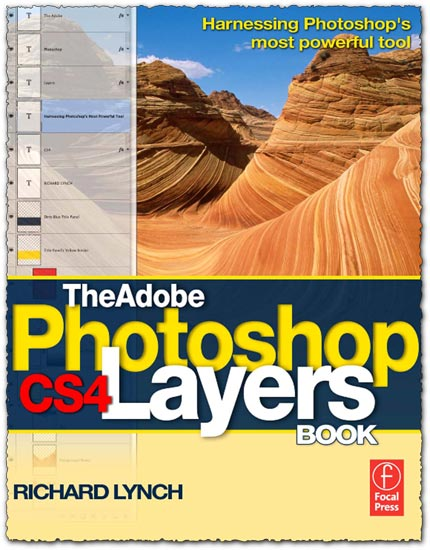 Photoshop CS4 layers book