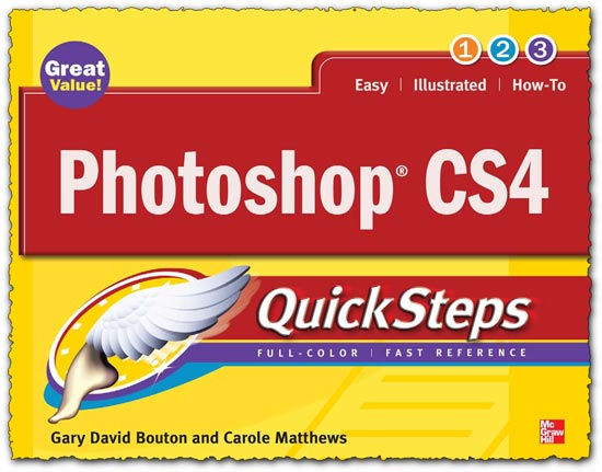 Photoshop CS4 quick steps book