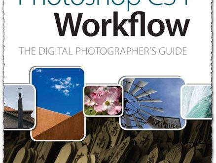 Photoshop CS4 workflow the digital photographers guide book
