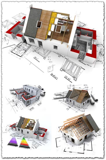 3D architectural images