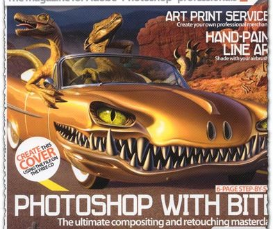 Advanced Photoshop Magazine Issue 24