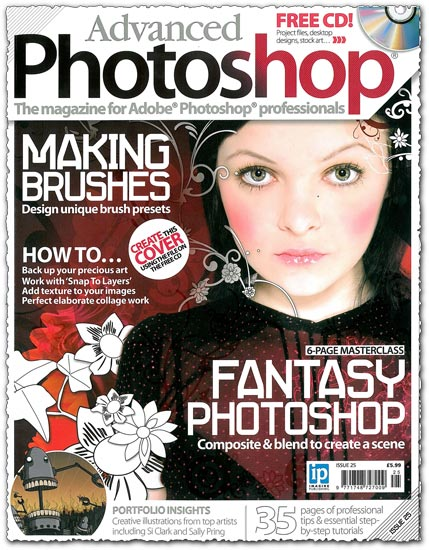 Advanced Photoshop Magazine Issue 25
