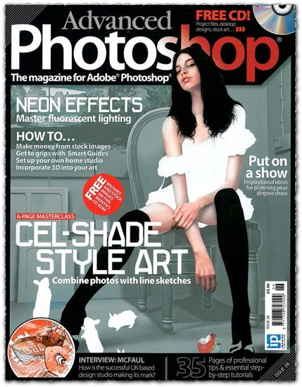 Advanced Photoshop Magazine Issue 26