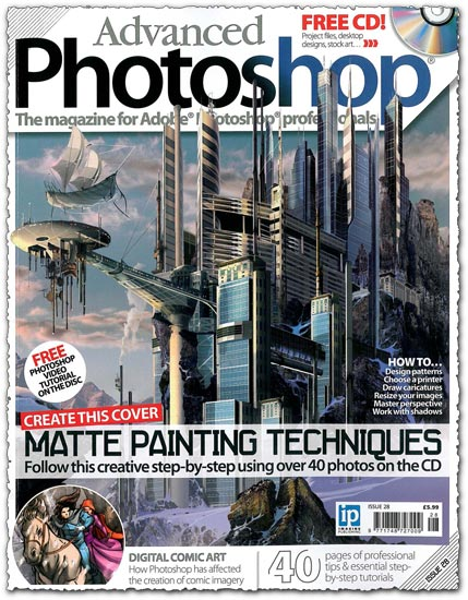 Advanced Photoshop Magazine Issue 28