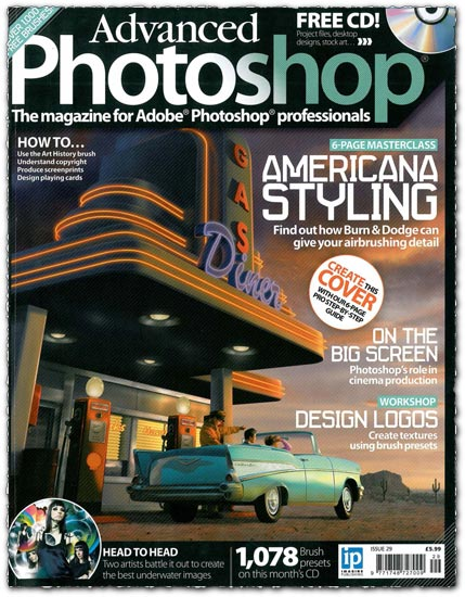 Advanced Photoshop Magazine Issue 29