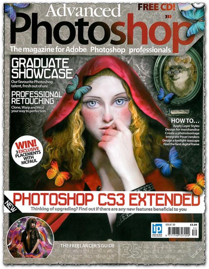 Advanced Photoshop Magazine Issue 30