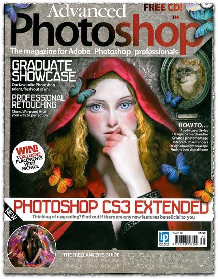 Advanced Photoshop Magazine Issue 30