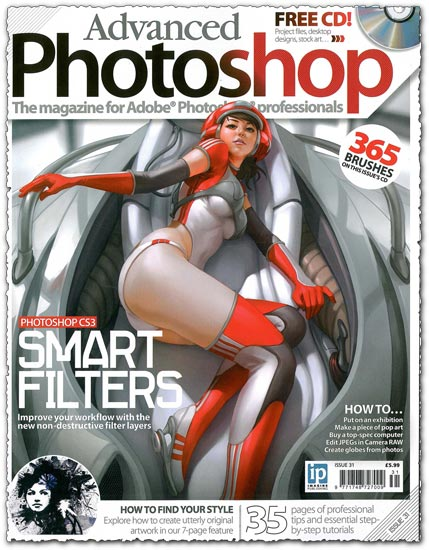 Advanced Photoshop Magazine Issue 31