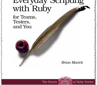 Everyday scripting with Ruby pdf book