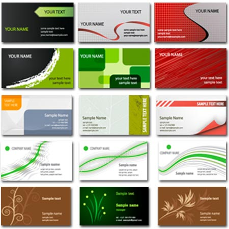Great set of business cards