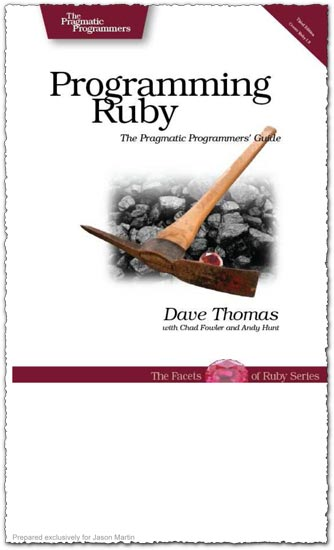 Programming Ruby pdf book