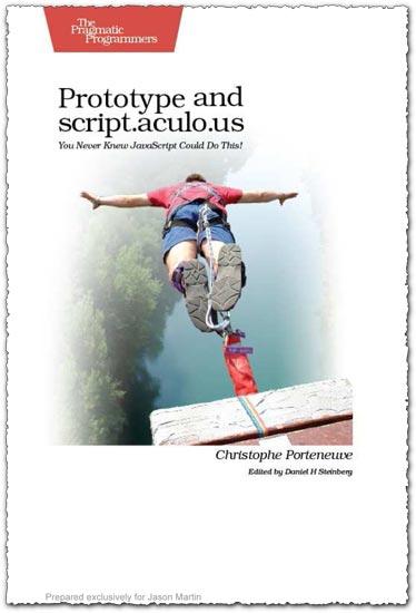 Prototype and script.aculo.us pdf book