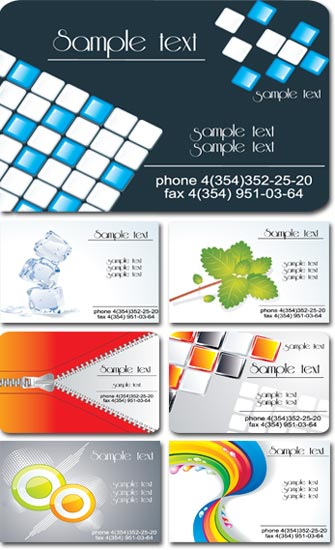 corporate business cards. Corporate business cards