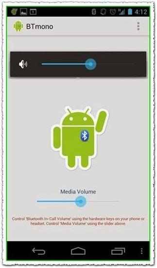 BTmono Premium 1.1.2 Android application