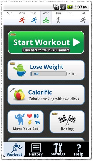 CardioTrainer Pro 3.5.2 Android application