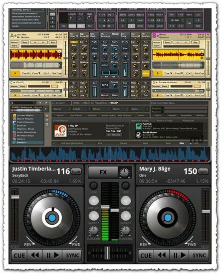 DJ Studio 2.5.5 Android application