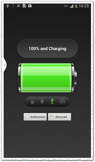 Green Power Premium Battery Saver 3.7 Android application